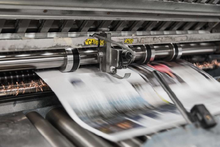 Print og trykkeri